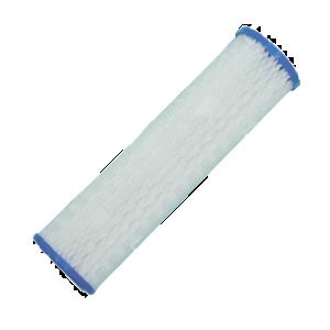 """Cartouche plissée standard 10"""" - 1 micron"""