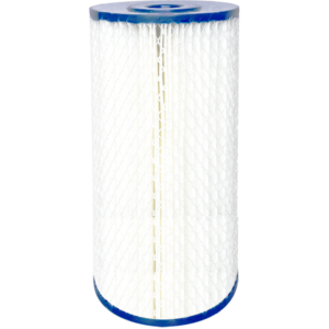 """Cartouche plissée Big Blue 10"""" - 50 microns"""