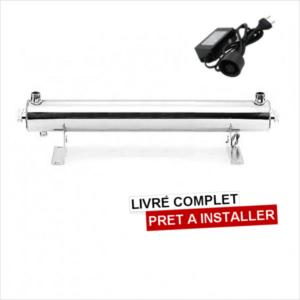 Stérilisateur UV 3300 litres par heure