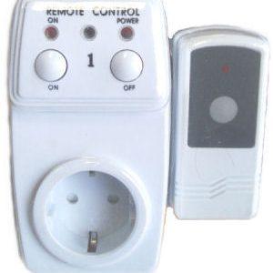 Interrupteur avec télécommande radio sans fil pour broyeur évier de cuisine